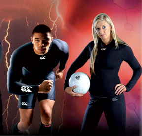 IonX Ionized Sportswear