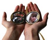 Kodak locket
